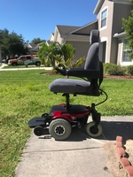 Used- <i>Like New</i>  Pride Jazzy 1103 Ultra Power Wheelchair